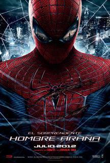 El Sorprendente Hombre Araña – DVDRIP LATINO
