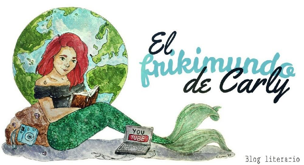 EL FRIKIMUNDO DE CARLY (blog Literario): Cazadores De