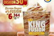 Promo Burger King Hoki Deals Diskon 50% Periode 15 - 31 Januari 2020