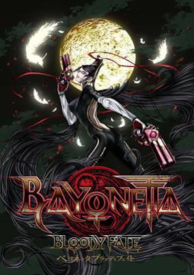 فيلم الانمي Bayonetta Bloody Fate مترجم عدة روابط