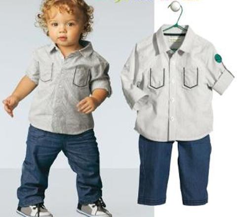 gambar model baju anak laki laki 1 tahun