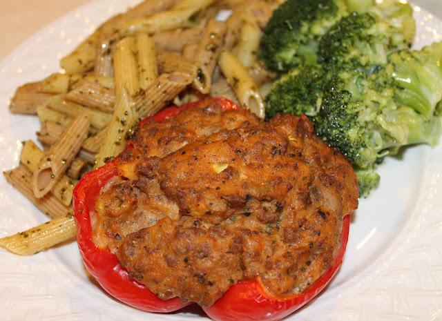 Italian Stuffed Pepper
