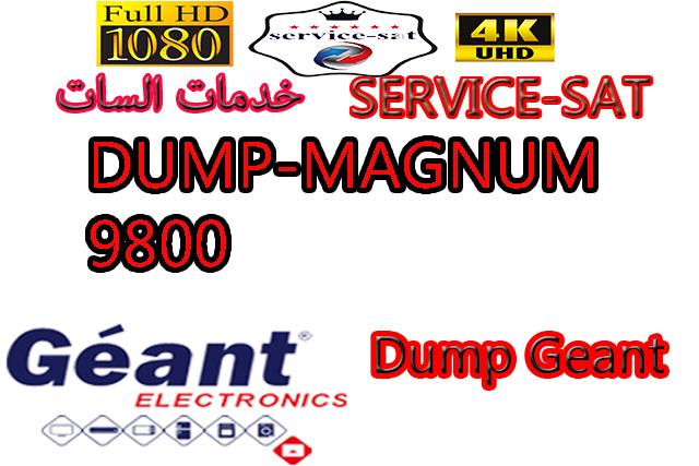 DUMP-MAGNUM 9800
