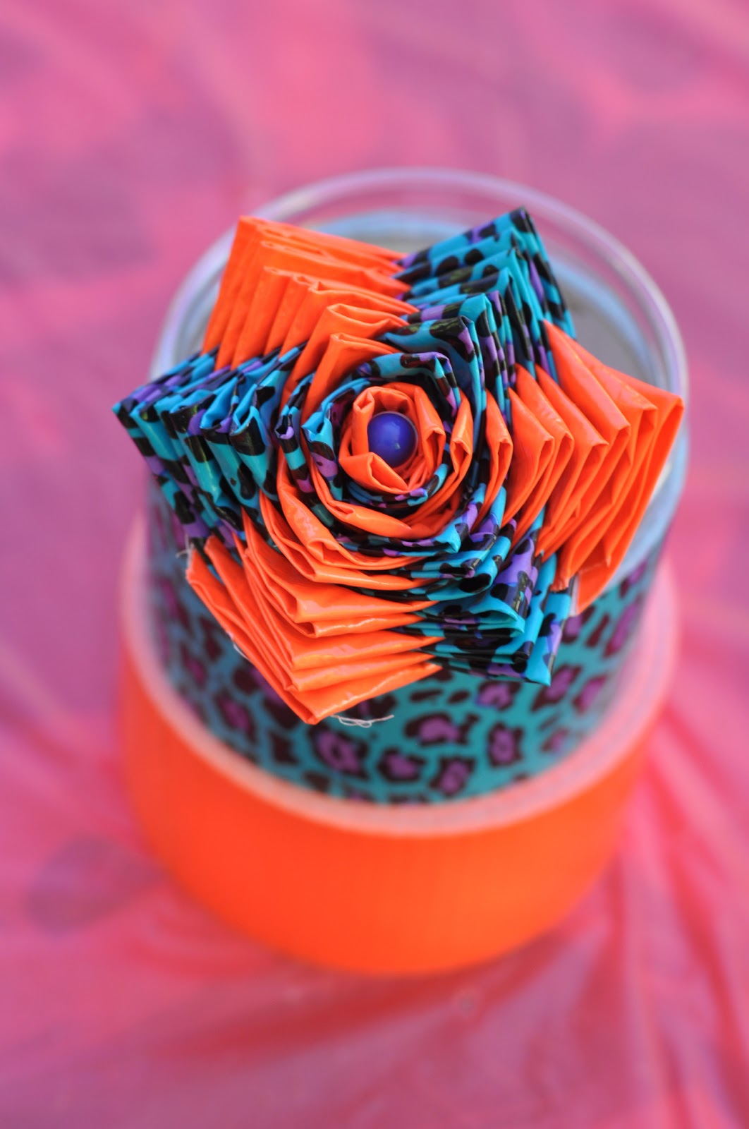 duct tape girls camp crafts ideas little birdie secrets. Black Bedroom Furniture Sets. Home Design Ideas