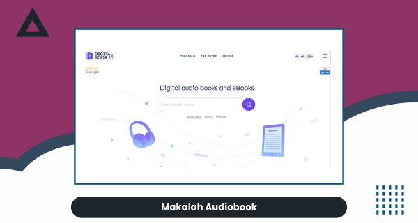 Mendesain kemasan Audiobook dengan Coreldraw