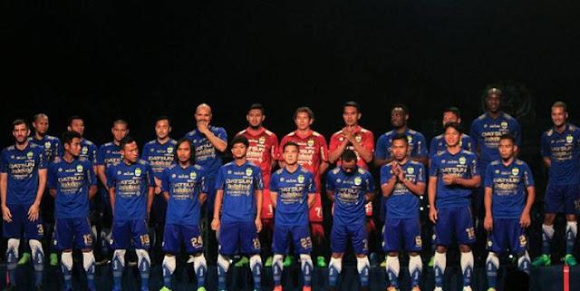 Daftar Pemain Persib Bandung 2017