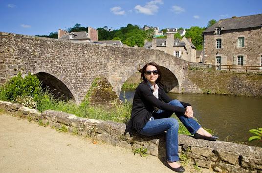 Dinan Normandia Franta