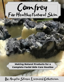 This is a DIY Beauty book on creating your own complete facial skin care line of products for yourself or for resale! Simple and easy to follow! Wrote by a Licensed Esthetician. Resource list of where to buy supplies also included! #naturalskincare