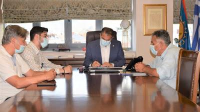 MEΛΕTH συγκοινωνιακού έργου μέσω σύμβαση Δήμου Καλαμάτας- Υπεραστικού ΚΤΕΛ