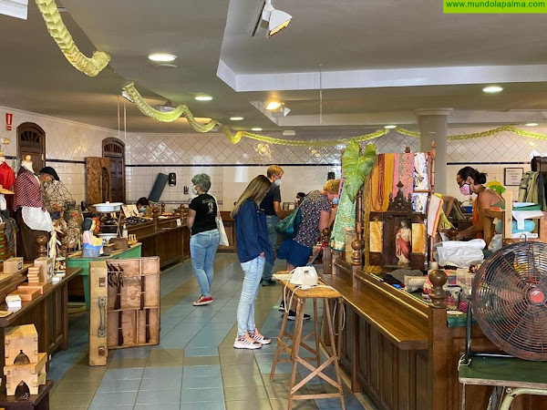 'Mercafest' pone el toque irlandés en el Mercadillo de El Paso para conmemorar San Patricio