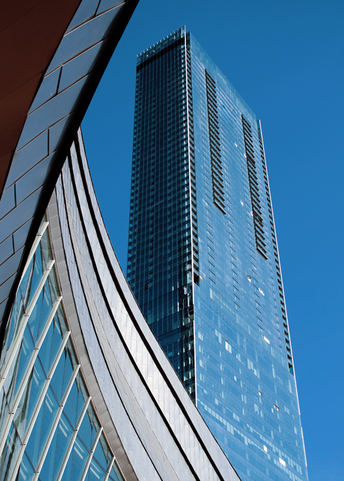 Stantec Tower Edmonton Alberta