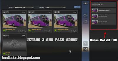 Cara pasang mod ets2 bus indonesia