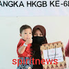 HKGB Ke-68, Bhayangkari Laksanakan Giat Bakti Sosial Operasi Bibir Sumbingù