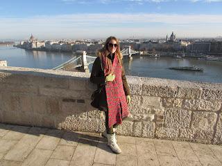 Vistas del Danubio desde Buda 3