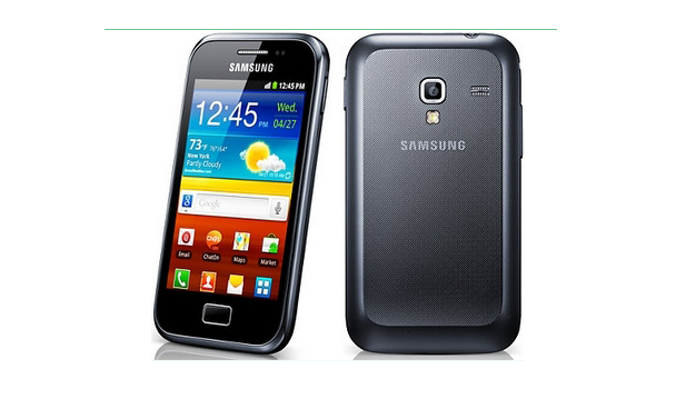 Samsung Galaxy GT-S7500 Hard Reset