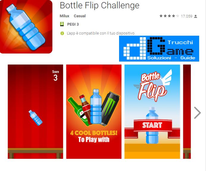 Trucchi Bottle Flip Challenge Mod Apk Android v2.2