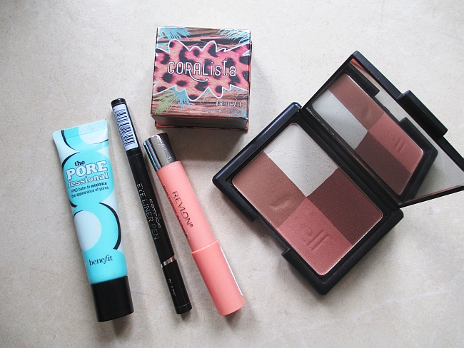 Top 5 Favorite Makeup Products in Month August 2012!