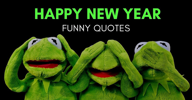 Happy New Year 2021 Funny Quotes