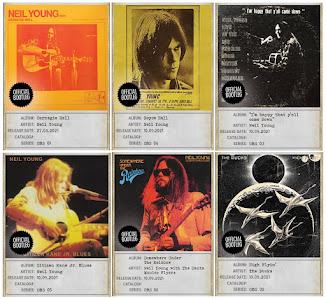 """Neil Young stellt """"Official Bootleg Series"""" 01-06"""