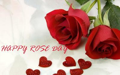 rose day shayari