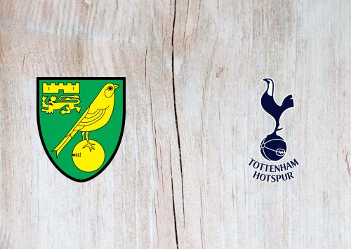 Norwich City vs Tottenham Hotspur -Highlights 28 December 2019