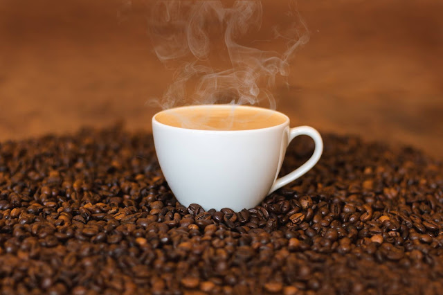 Coffee helps lose weight