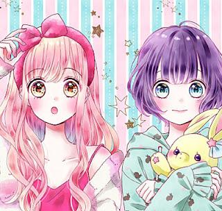 Manga: Futari no Polaris será el nuevo manga de Mizuka Yuzuhara