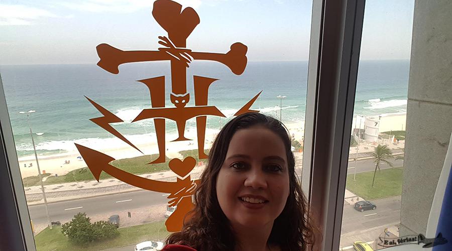 Quarto Hotel Transilvânia 3 - Novotel Praia da Barra - Rio de Janeiro.