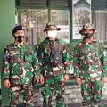 Personil TNI AL Lantamal VI Makassar Dukung Pelaksanaan TMMD di Selayar
