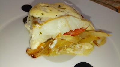 Bacalao con mayonesa al horno recetas de cocina for Como cocinar bacalao al horno