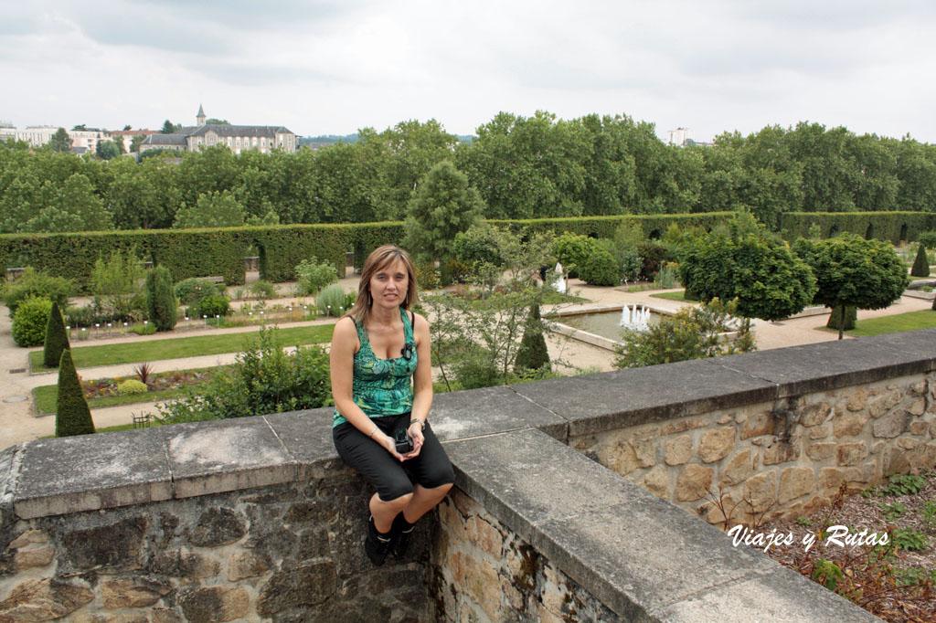 Jardín botánico de Limoges