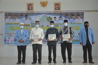 BKPRMI Aceh Timur Gelar Pelatihan  Dan Penguatan Kapasitas Pengurus DPK