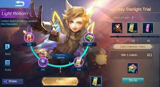 Cara Memasang Live Wallpaper Light Reborn Mobile Legends Di Hp Android