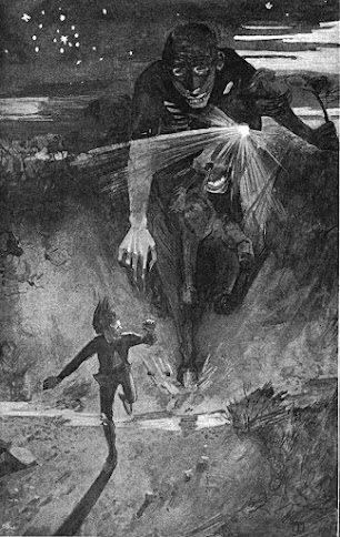 Nuckelavee by James Torrance (1859–1916)