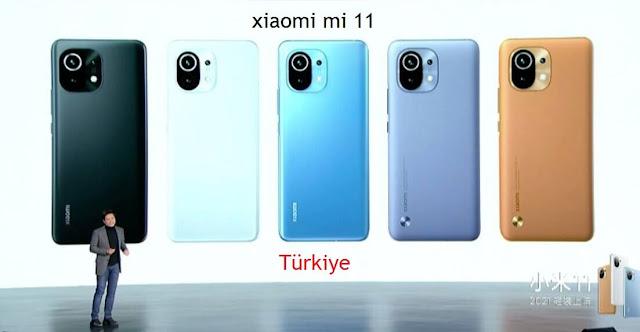 Xiaomi Mi 11'in Tüm Detayları ve Apple'a Attıkları Diss!