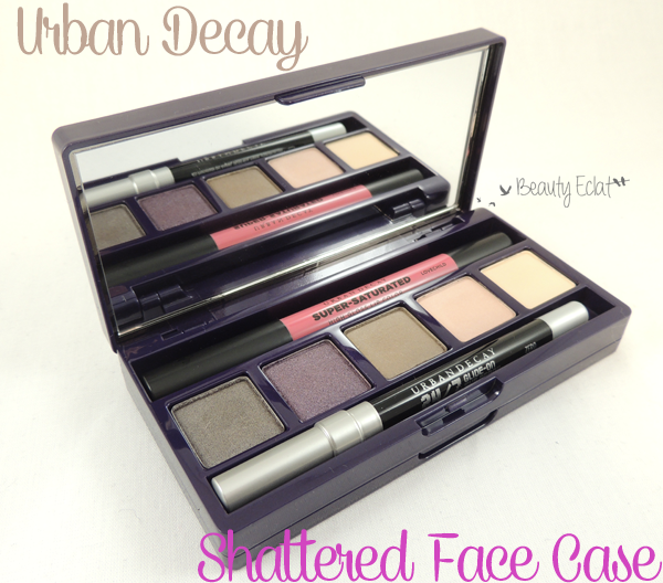 revue avis test urban decay shattered face case