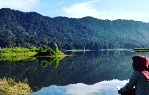 Menengok Keindahan Tempat Wisata Situ Lembang
