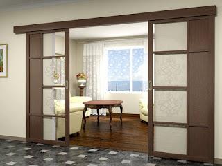 Преимущества и особенности алюминиевых раздвижных дверей в интерьере