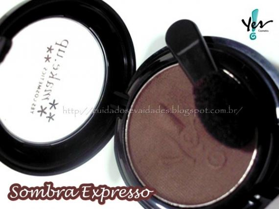 Sombra Compacta Expresso Yes! Cosmetics