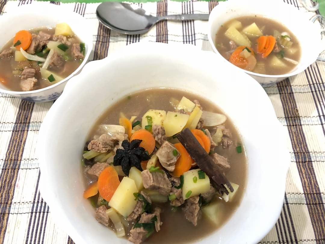 resepi  daging moh kite Resepi Nasi Lemak Azie Enak dan Mudah