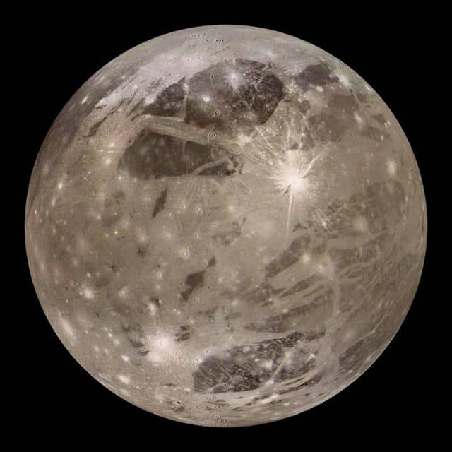 Ganymede - Facts about Ganymede