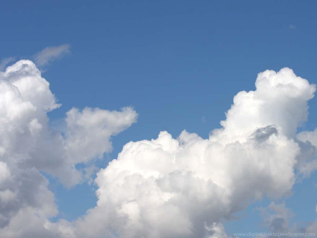 Sky Wallpapers: SUN SHINES: Blue Sky Wallpaper
