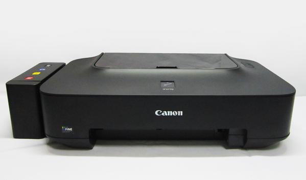 Cara Test Printer Canon ip2770 Secara Manual dan Menggunakan PC