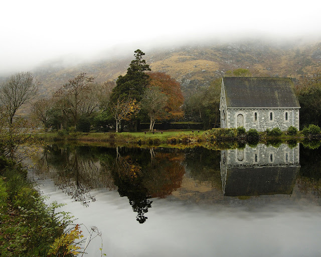 Gougane Barra, County Cork, Ireland by SkyHigh