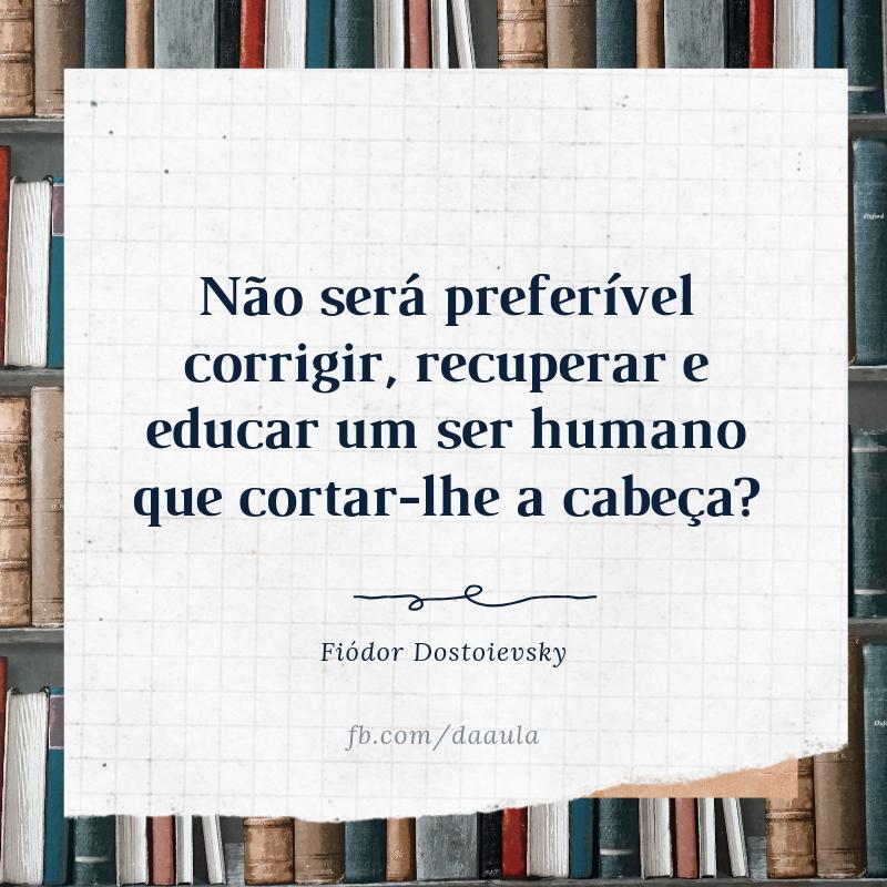 Educação é a base de uma sociedade