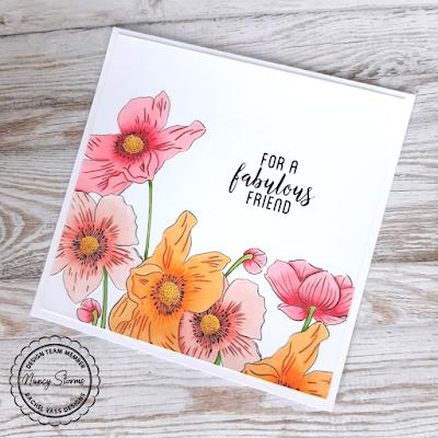 Rachel Vass Designs - Fabulous Flowers