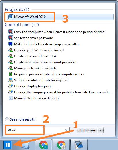 cara-menggunakan-ms-word