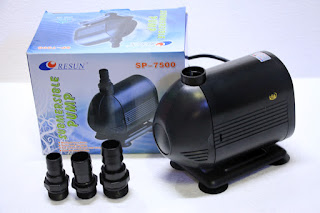 Contoh Gambar Salah Satu Pompa Air Merk Resun