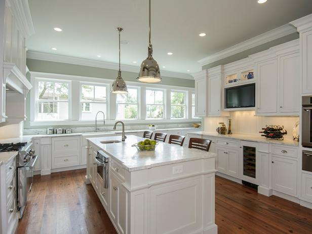 Painted Kitchen Cabinets Ideas Is Indeed The Most Widely Chosen Because It  Is A Renovation Project That Included A Quick, Easy And Also Cheap.