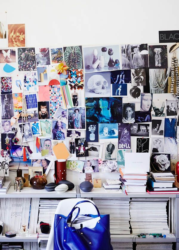 lovely and diverse mood board